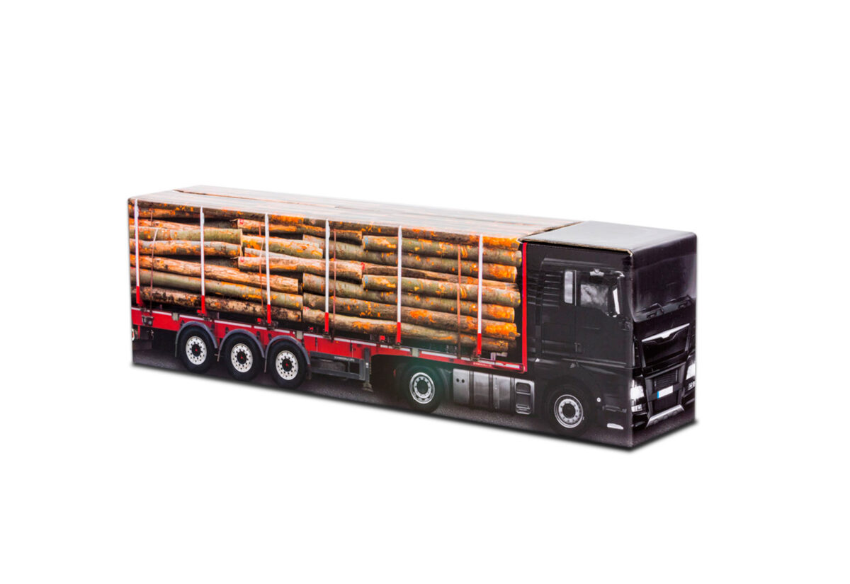 Truckbox Promotional Giftbox – Truck, Schwarzmüller