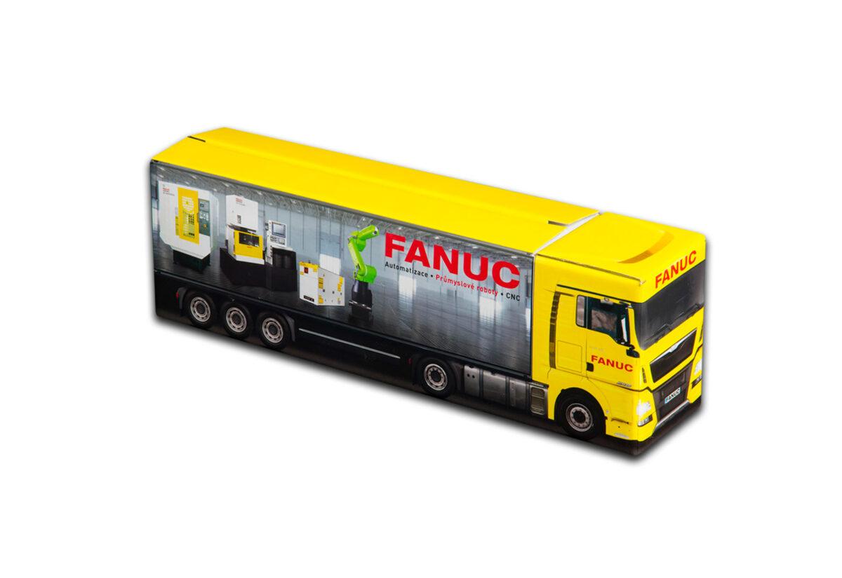 Truckbox Promotional Giftbox – Truck, Fanuc