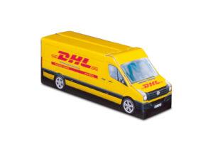 Truckbox Promotional Giftbox – VW Crafter Van, DHL