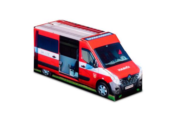 Truckbox Promotional Giftbox – Fire Truck Renault