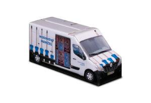 Truckbox Promotional Giftbox – Renault Master Van