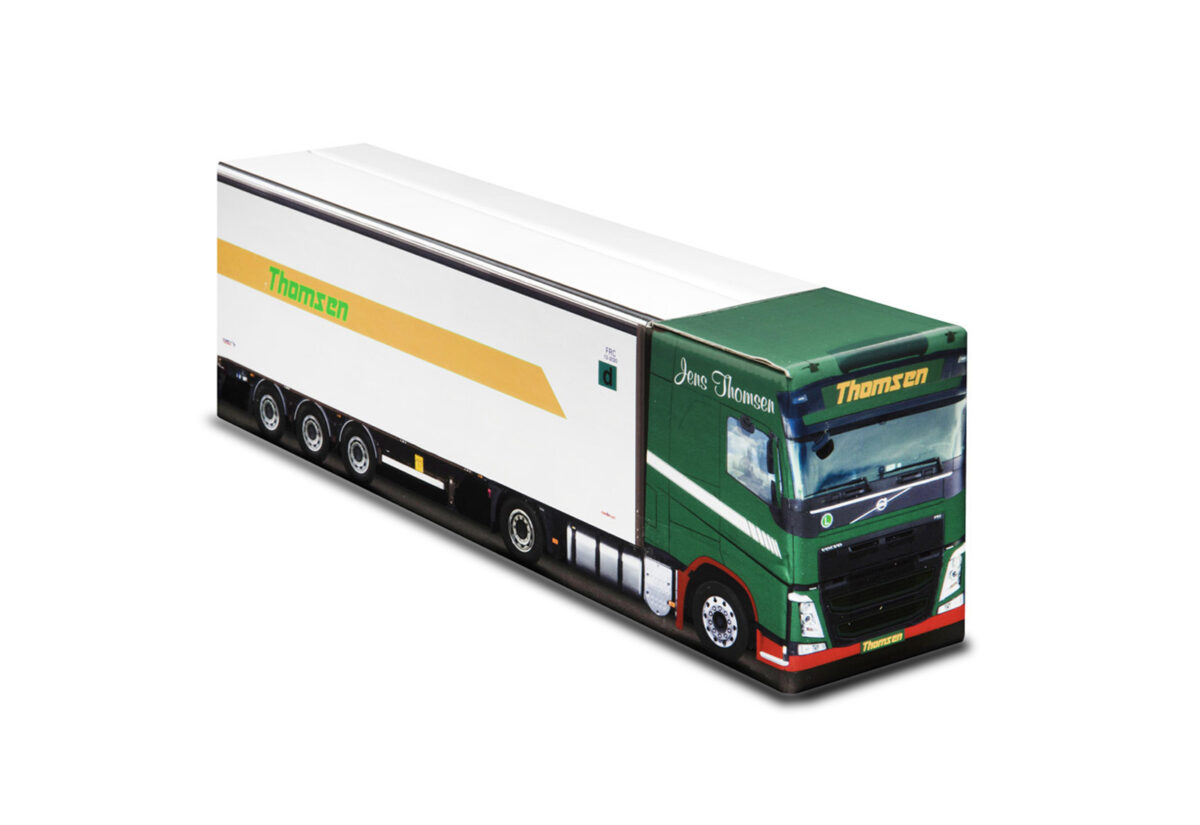 Truckbox Promotional Giftbox – Mercedes Benz Truck, Thomsen