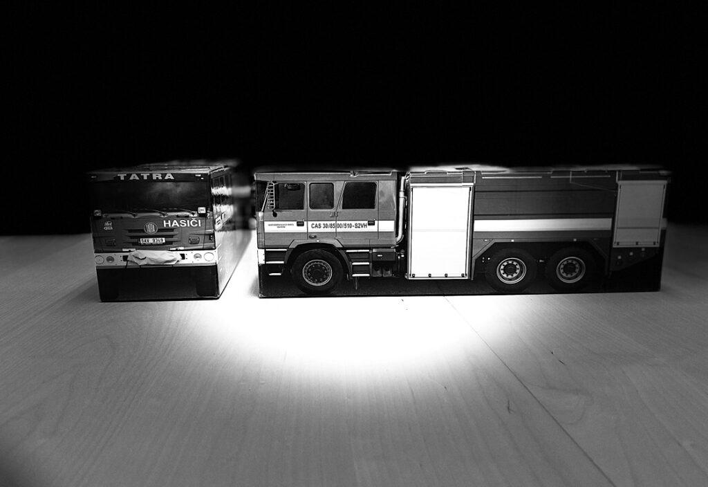 Tatra firetruck as Truckbox